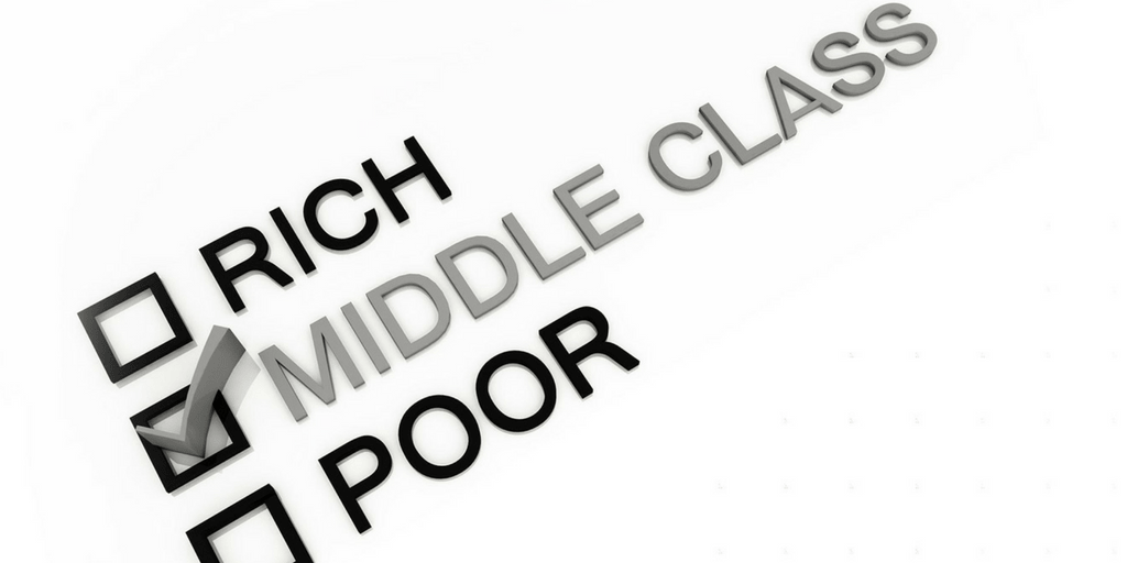 The Blooming Middle Class