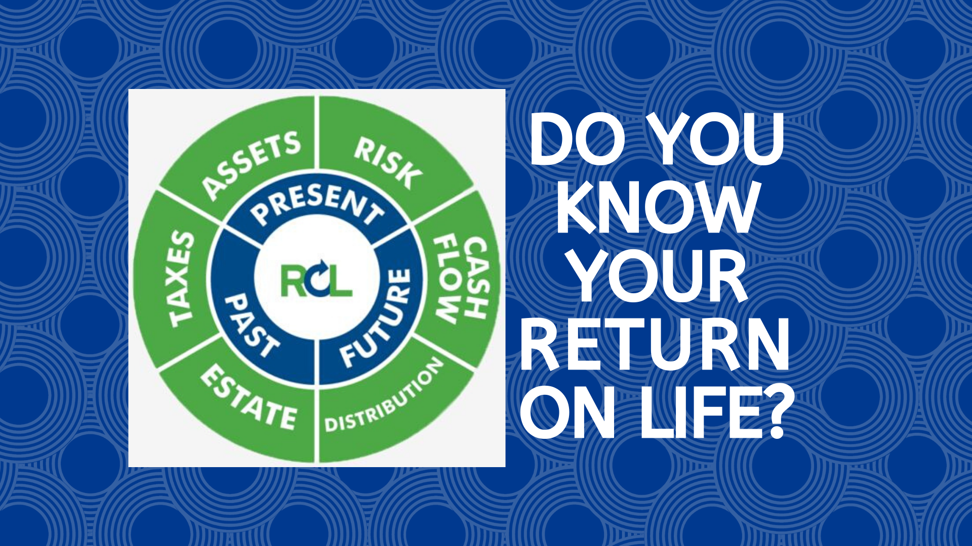 "What is Your ""Return on Life™""?"