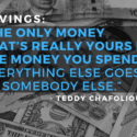 Savings: Does Your Desire to Save Match Your Reality?